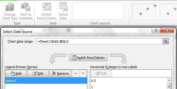 PChem Teaching Lab | Excel 10
